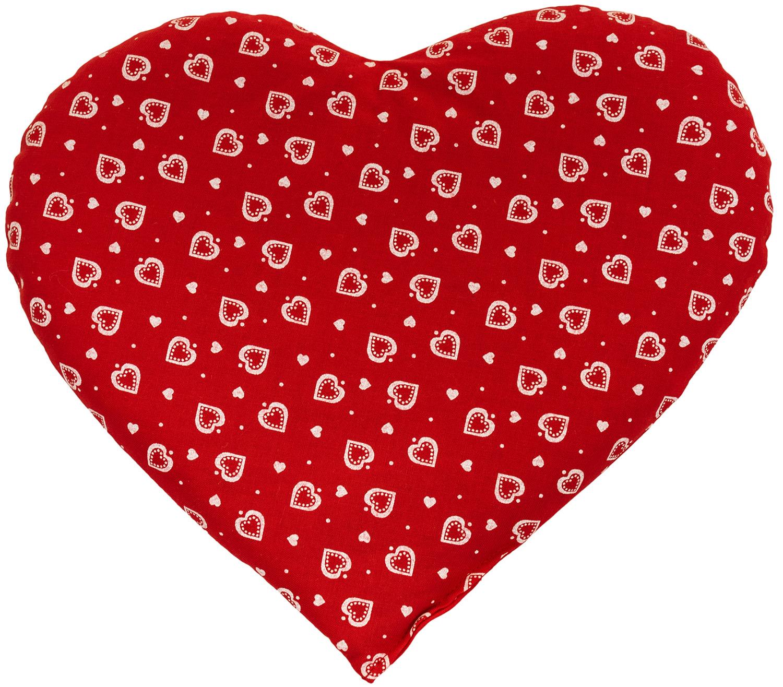 Kirschkern Herz Herzen Rot