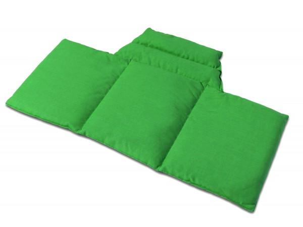 Komfort Nackenkissen Komfort froschgrün