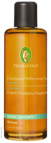 Sauna Aufgusskonzentrat 100ml Eukalyptus Pfefferminze