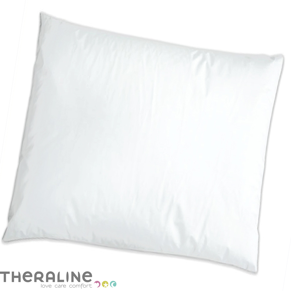 80x80cm polyester hohlfaser kissen theraline kopfkissen polyester kissen spelzkissen. Black Bedroom Furniture Sets. Home Design Ideas
