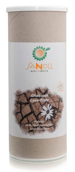 Ghassoul Lavaerde / Wascherde Biokosmetik Sanoll