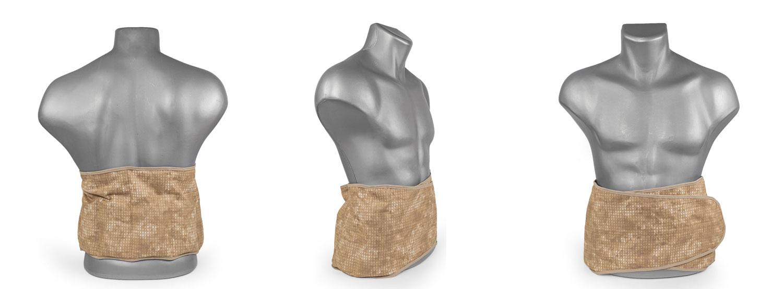Wärmegürtel XL Körnerkissen