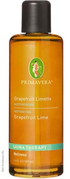 Sauna Aufgusskonzentrat 100ml Grapefruit Limette