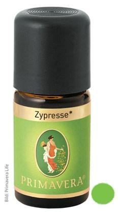 Ätherisches Öl: Zypresse bio 5ml