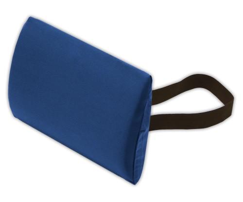 Lendenkissen blau (12) ca. 32x20x5cm