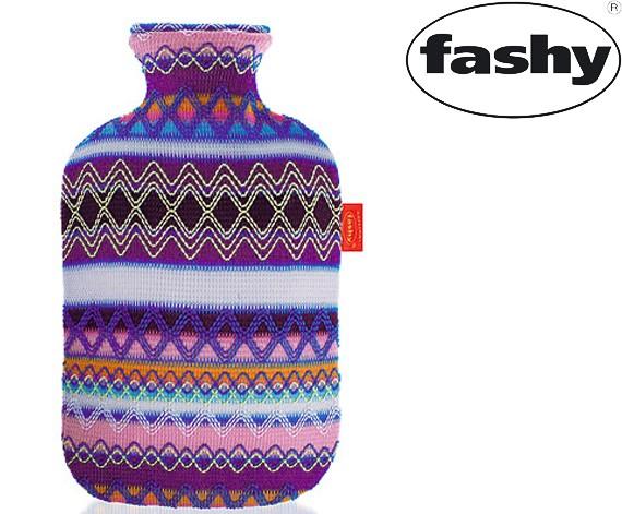 Wärmflasche 2.0l mit Bezug Perudesign B 6757