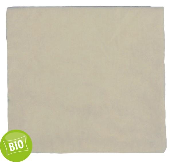 Inlett 20x30cm  Bio-Baumwolle