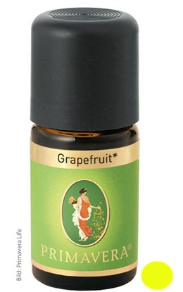 Ätherisches Öl: Grapefruit bio 5ml