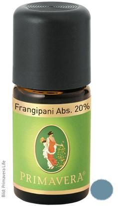 Ätherisches Öl: Frangipani Absolue 20% 5ml