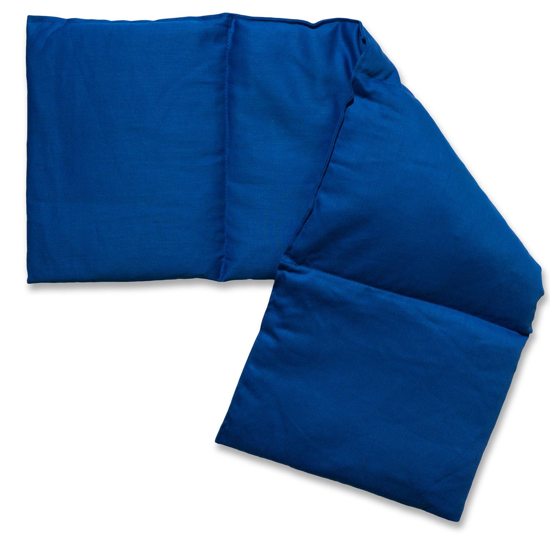 Rapssamenkissen blau