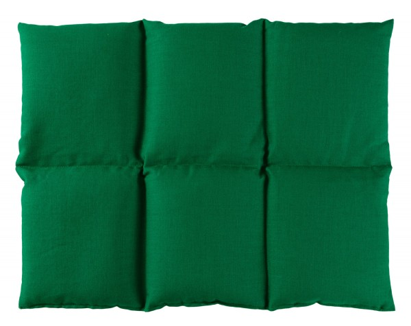 Rapssamenkissen grün