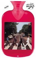 fashy Wärmflasche glatt 2.0l rot