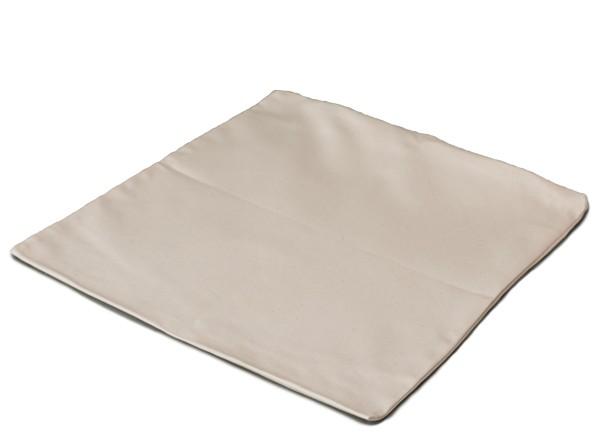 Kissenbezug 40x40cm rohweiß
