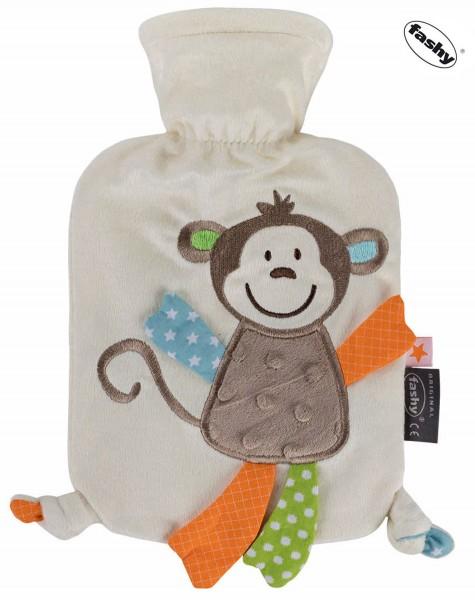Kinderwärmflasche Affe