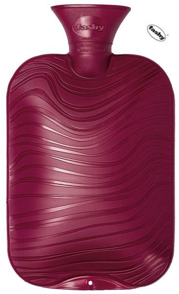 Waermflasche-burgunder-rot
