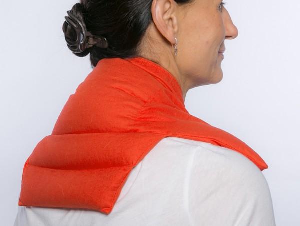 Nackenkissen Komfort 5-Kammer, orange