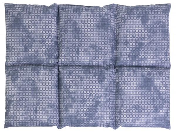 Leinsamenkissen Rücken XL für Mikro und Backofen