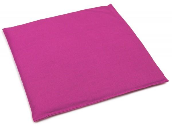 Wärmekissen Mikrowelle pink