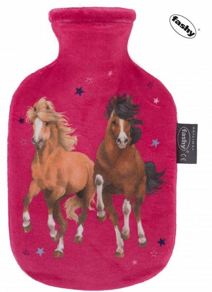 Wärmflasche  für Pferdefreunde