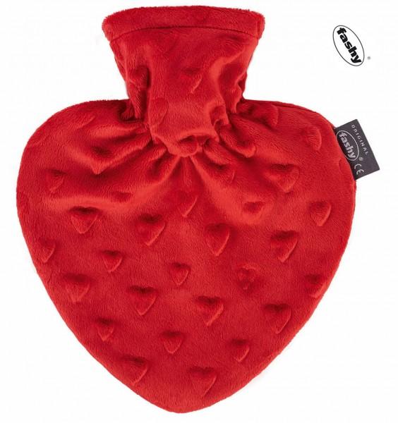 Herz Wärmflasche