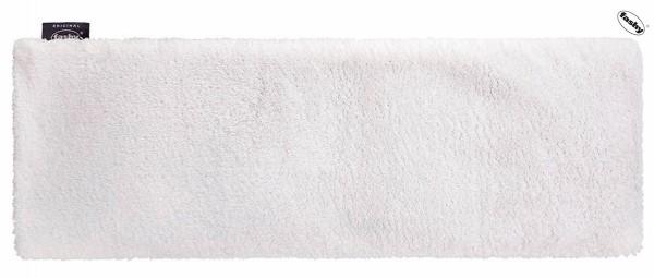 Wärmekissen 17x50cm mit flauschigem Bezug