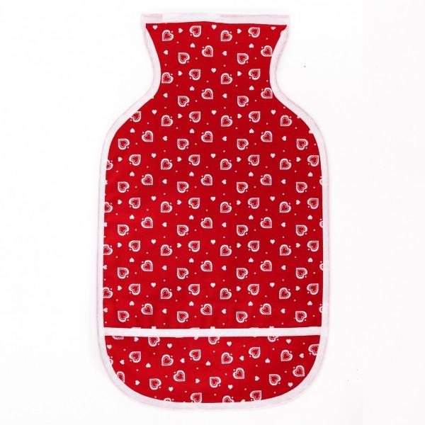 Wärmflaschenbezug