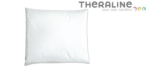 38x38cm Polyester-Hohlfaser Kissen Theraline