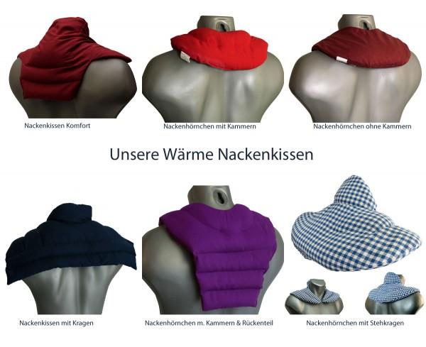 Waerme-Nackenkissen