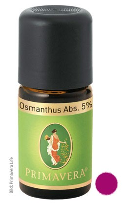 Ätherisches Öl: Osmanthus Absolue 5% 5ml