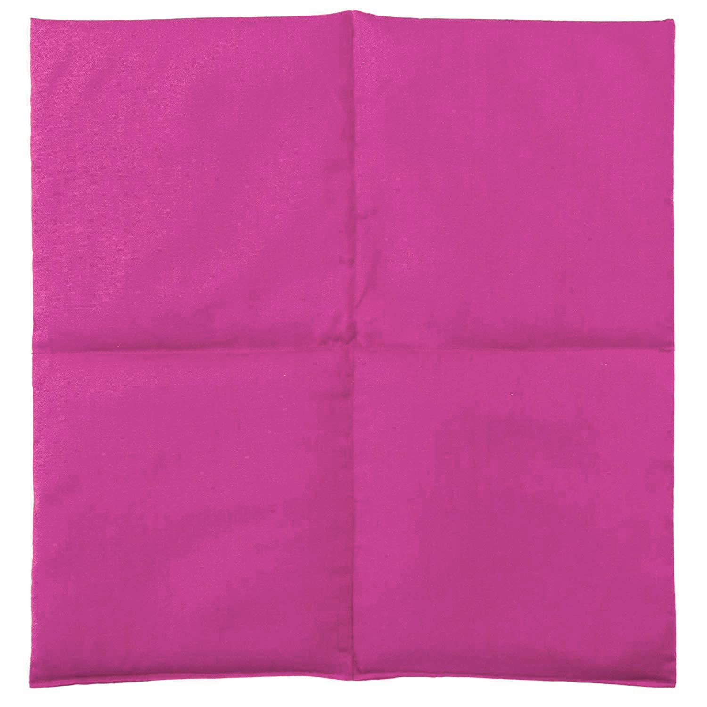 Körnerkissen pink
