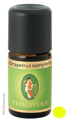 Ätherisches Öl: Grapefruit komplett 5ml