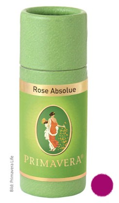 Ätherisches Öl: Rose Absolue 1ml
