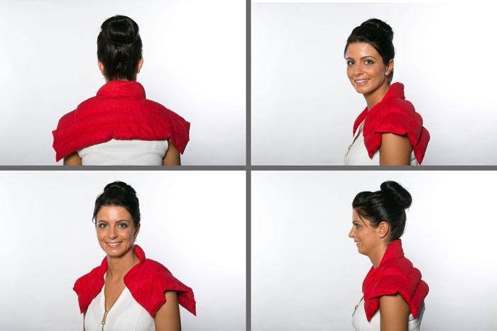 Nacken Schulterauflage
