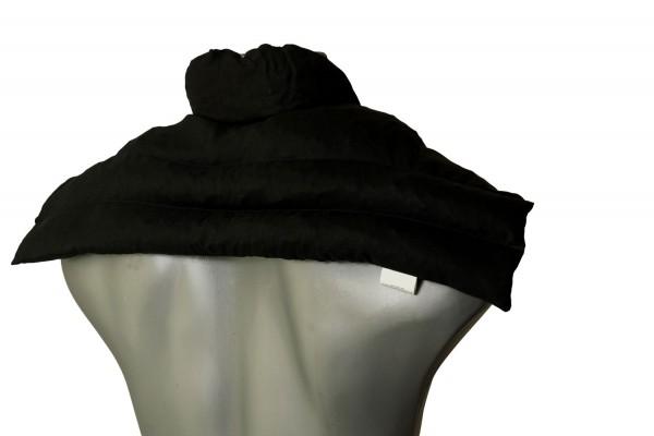 Wärmenackenkissen-schwarz