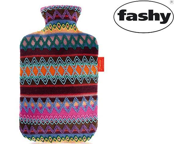 Wärmflasche 2.0l mit Bezug Perudesign A 6757