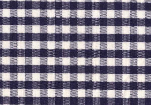 Bio-Stoff blau-weiss Bio-Baumwolle
