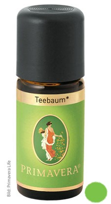 Ätherisches Öl: Teebaum bio 10ml