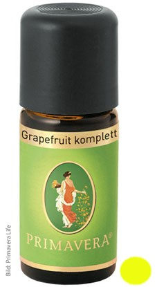 Ätherisches Öl: Grapefruit komplett 10ml