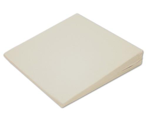 Sitzkeil + Bezug (20) hellgrau 38x38x7/1cm