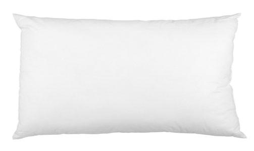 Zirbenholzkissen 40x80cm weiß